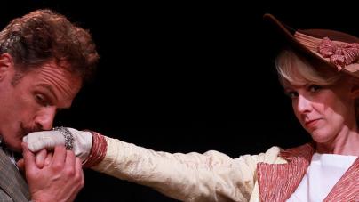 Acting in Texas:  Joe Kirkendall at Main Street Theater
