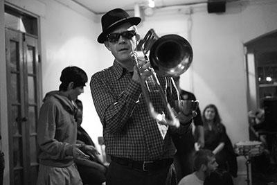 Dave Dove.  Photo by Lynn Lane.