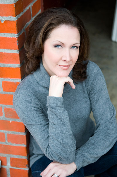 Kaitlin Hopkins, Head of the Musical Theatre Program at Texas State University. Photo Courtesy of Texas State.
