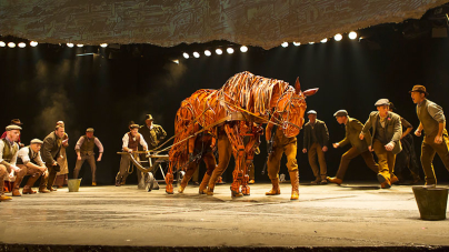 War Horse Stops in Houston and Austin