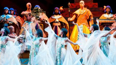 Eyes on Texas Performing Arts
