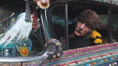 "Taking a Brake with ""Art Car: The Movie"""