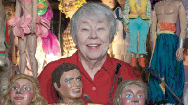 The Puppet Lady