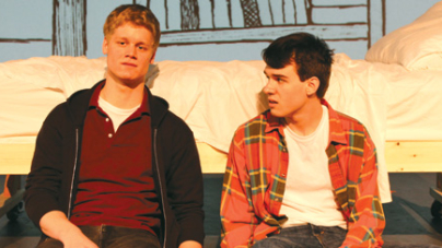 "Review:  ""Dark Play or Stories For Boys"""