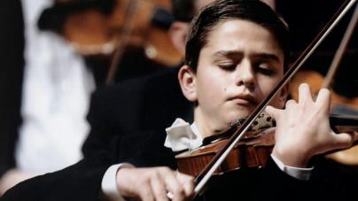 Celebrated Virtuoso at 19