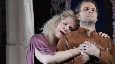 "Review:  ""The Rape of Lucretia"""