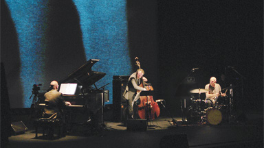Review: The Bad Plus On Sacred Ground