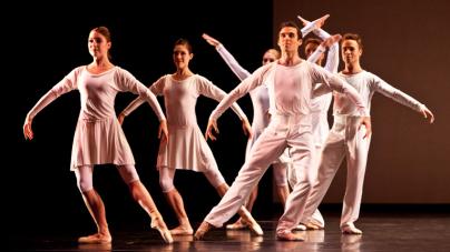 Houston Ballet's Made in America