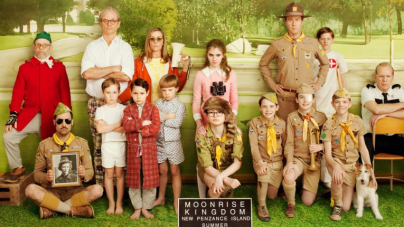 Review:  Moonrise Kingdom