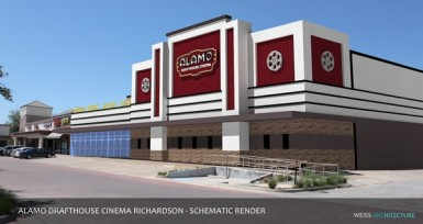 Alamo Drafthouse Coming to Dallas/Ft. Worth!