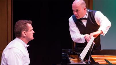 Review:  2 Pianos 4 Hands