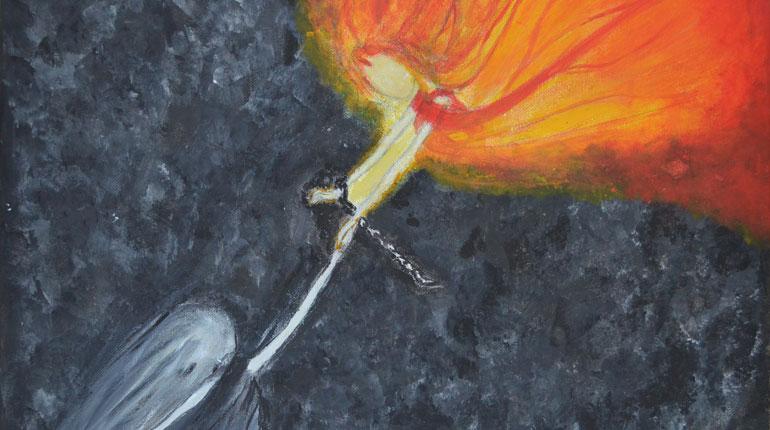 Art as a Lifeline to Healing