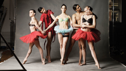 The Drama of Dance