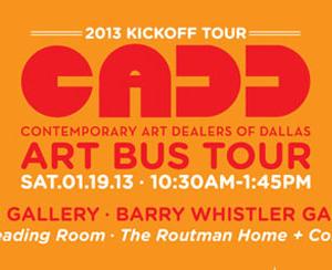 CADD Art Bus Tour