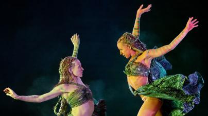 Nutrition for a Dancer's Soul