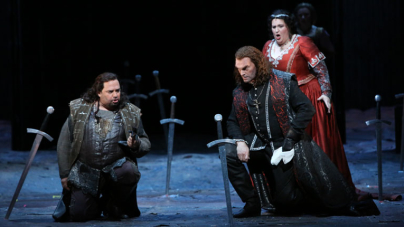 Review:  Il trovatore