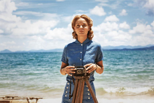 Agnes Elisabet Hilden Kittelsen as Liv Heyerdahl. PHOTOS COURTESY THE WEINSTEIN COMPANY.
