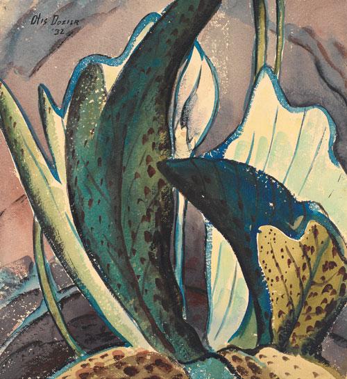 Otis Dozier (1904–1987), Untitled, 1932. Photo courtesy Amon Carter Museum of American Art.