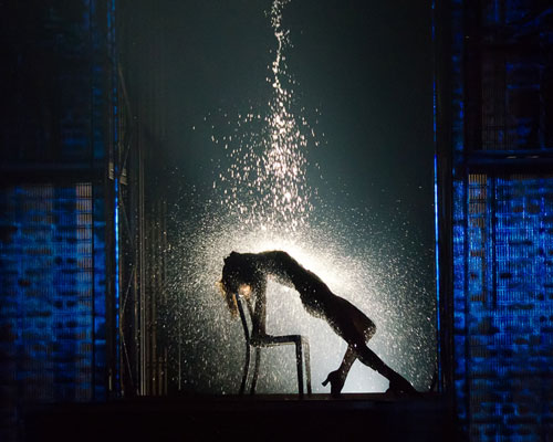 Flashdance-Water