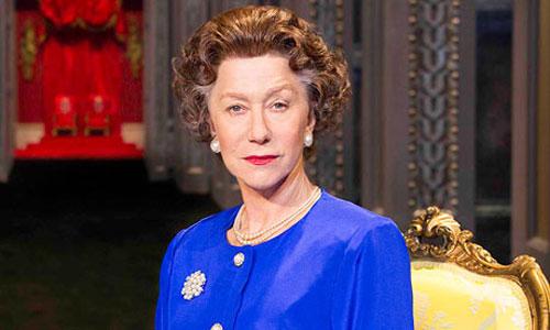 Helen Mirren as Queen Elizabeth II.
