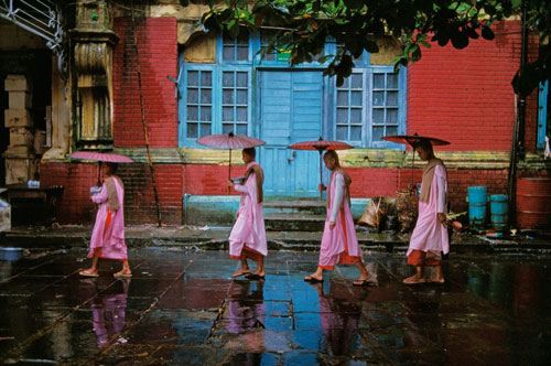"""Burma"" by Steve McCurry"