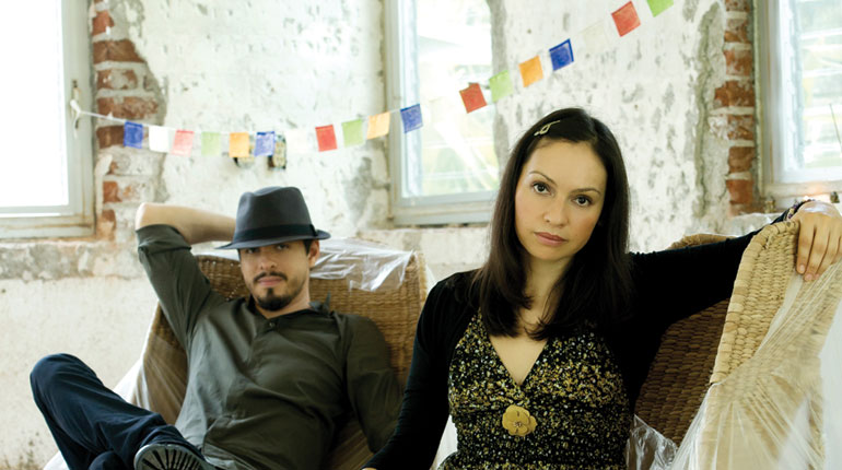 Rodrigo y Gabriela Plot Spring U.S. Tour