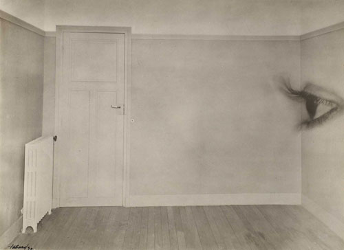 Maurice Tabard, Room with Eye, 1930, gelatin silver print, The Metropolitan Museum of Art, New York, The Elisha Whittelsey Collection, The Elisha Whittelsey Fund, 1962. Image © The Metropolitan Museum of Art.