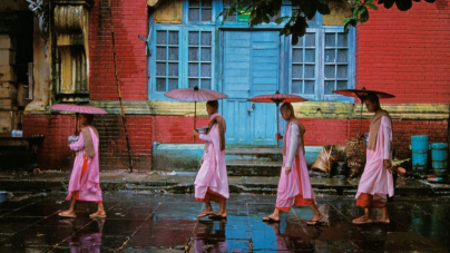 Review:  Steve McCurry