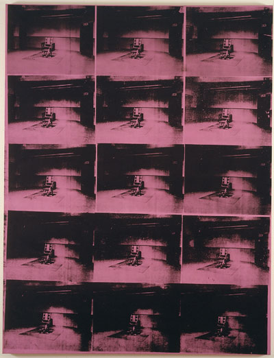 Andy Warhol Lavender Disaster, 1963 © 2012 The Andy Warhol Foundation for the Visual Arts, Inc. / Artists Rights Society (ARS), New York The Menil Collection, Houston, Gift of the artist Photo: Hickey-Robertson, Houston