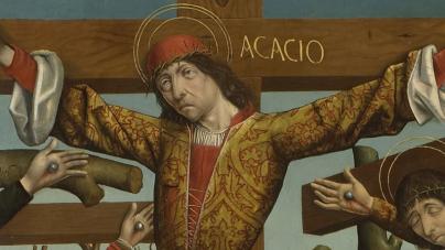 Execution: Crucifixion