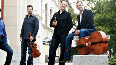 MIRÓ QUARTET: A Texas Beethoven Cycle & More