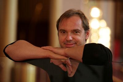 San Antonio Symphony Music Director Sebastian Lang-Lessing.  Courtesy photo.