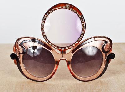 Third Eye Sunglasses, XXXX courtesy Gasser-Grunert Gallery.