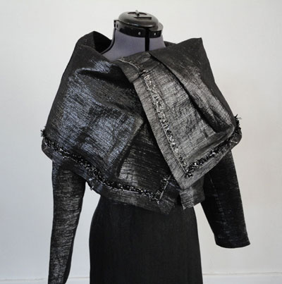 Sonic Fabric jacket, designed/constructed by Koos Van Den Akker, courtesy Alyce Santoro.