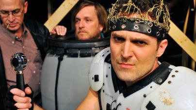 Review:  Fixing King John