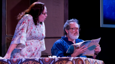Review:  Marie and Bruce