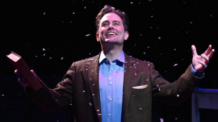Acting in Texas: Martin Burke on This Wonderful Life at the ZACH