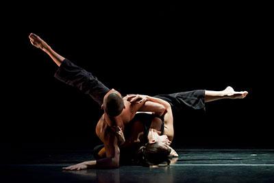 Carolyn Dorfman Dance Company   Keystone   Photo by Whitney Browne.