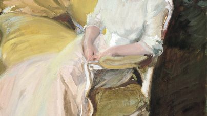 Texas Twofer: Sargent and Sorolla