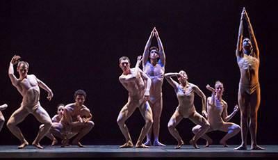 Ballet Austin in Stephen Mills' Angel of My Nature.  Photos by Tony Spielberg.
