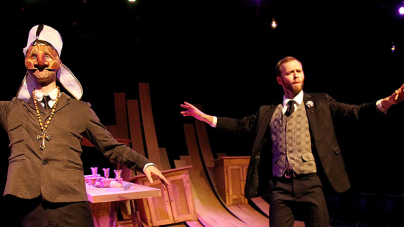 Acting in Texas: Adam Gibbs at Classical Theatre Company