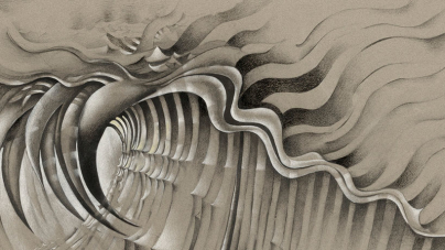Lee Bontecou: Drawn Worlds