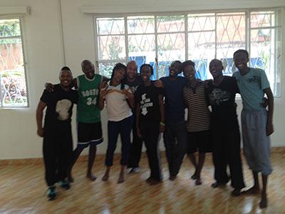 Urban Souls Dance Company.