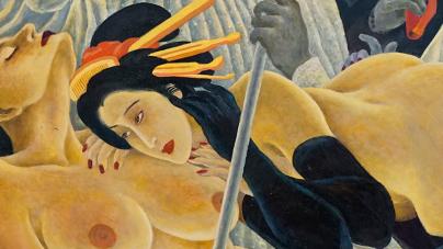 Masami Teraoka: Inversion of the Sacred