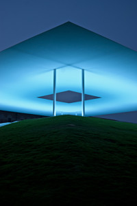 James Turrell, Twilight Epiphany, 2012, at Rice University. Photo by Ned Dodington for A+C