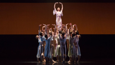 Houston Ballet Soars in a Welch Wonderland