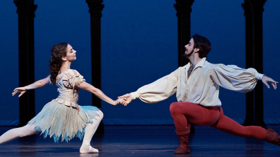 Shakespeare En Pointe