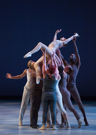 MET Dance in Laura Edson's After the Rain Photo by Ben Doyle.