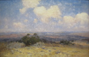 Julian Onderdonk, Sunlight and Shadow, 1910. Oil on canvas. Museum of Fine Arts, Houston, Gift of the Houston Art League, the George M. Dickson Bequest