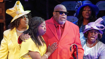 Lee Breuer's The Gospel at Colonus Returns to the ZACH